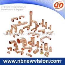 Copper Tripods For Heat Exchangers - Condenser & Evaporator