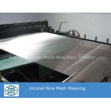 Inconel 600 601 Malla de alambre para malla de filtro