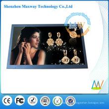 affichage professionnel 19 pouces écran de publicité intérieure