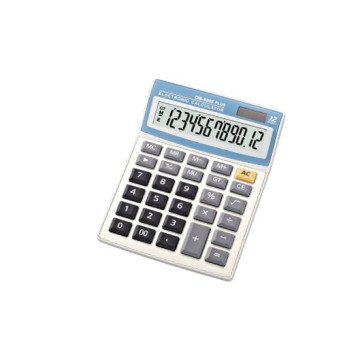 Calculatrices de bureau à double alimentation