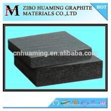 fieltro de grafito de resistencia térmica para horno