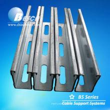 canal de cable de acero inoxidable (UL cUL NEMA IEC SGS ISO CE)