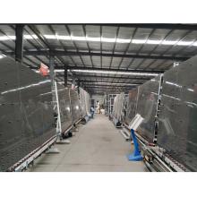 Jinan WEILI Cost-effective Auto Glass Double Machine