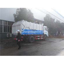 Venda Caminhão basculante de lixo da bomba hidráulica CLW