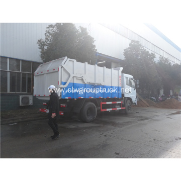 CLW hydraulic pump Garbage Tipper truck for sale