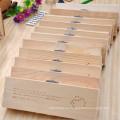 moda estuche de madera constelación al por mayor caja de lápices