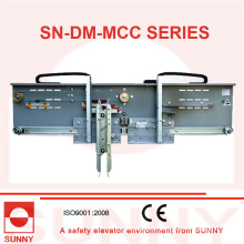 Mitsubishi Type Door Machine 2 Panels Abertura central con inversor Monarch (sincrónico, SN-DM-MCC)