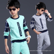 2016 Wholesale Fashion Children Apparel Boy′s Sport Suits