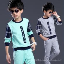 2016 Atacado Moda Infantil Vestuário Boy's Sport Suits