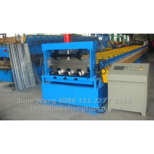galvanized steel floor decking tile roll forming machine