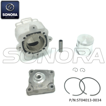 Gilera Runner FX 125 DDSP FXR180 D, PIAGGIO Hexagon 65 MM Kit De Cilindro (P / N: ST04013-0034) Qualidade Superior