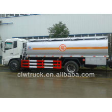 20 tons Dongfeng mobile oil tanker truck price