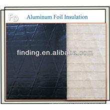 fiberglass cloth laminated insulation with aluminum foil