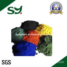Iron Oxide Red/Yellow/Blue/Green/Brown/Orange