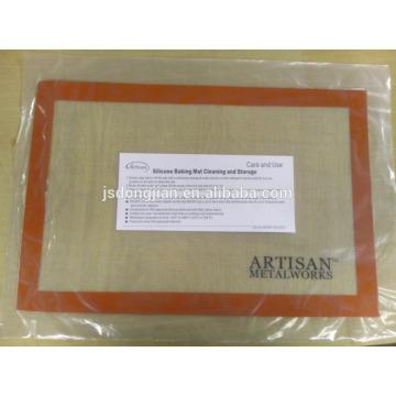 2-pcs Artisan silicone baking mat OME.