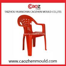 Professionelle Herstellung von Kunststoff Arm Stuhl Form in Huangyan