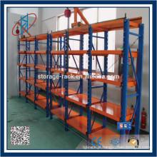 Rack de armazenamento de moldes de aço pesado / armazém