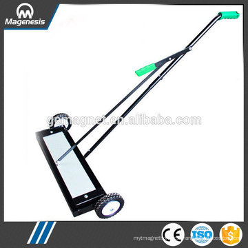 China gold supplier hot selling mounted magnetic sweepers