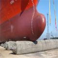 Надувные плавающие морские подушки безопасности для спуска на воду