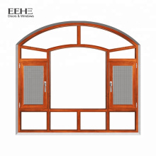 Aluminium Frame Sliding glass Window For Living Room or villa