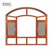Алюминиевая рама Раздвижные стеклянные окна для гостиной или виллы