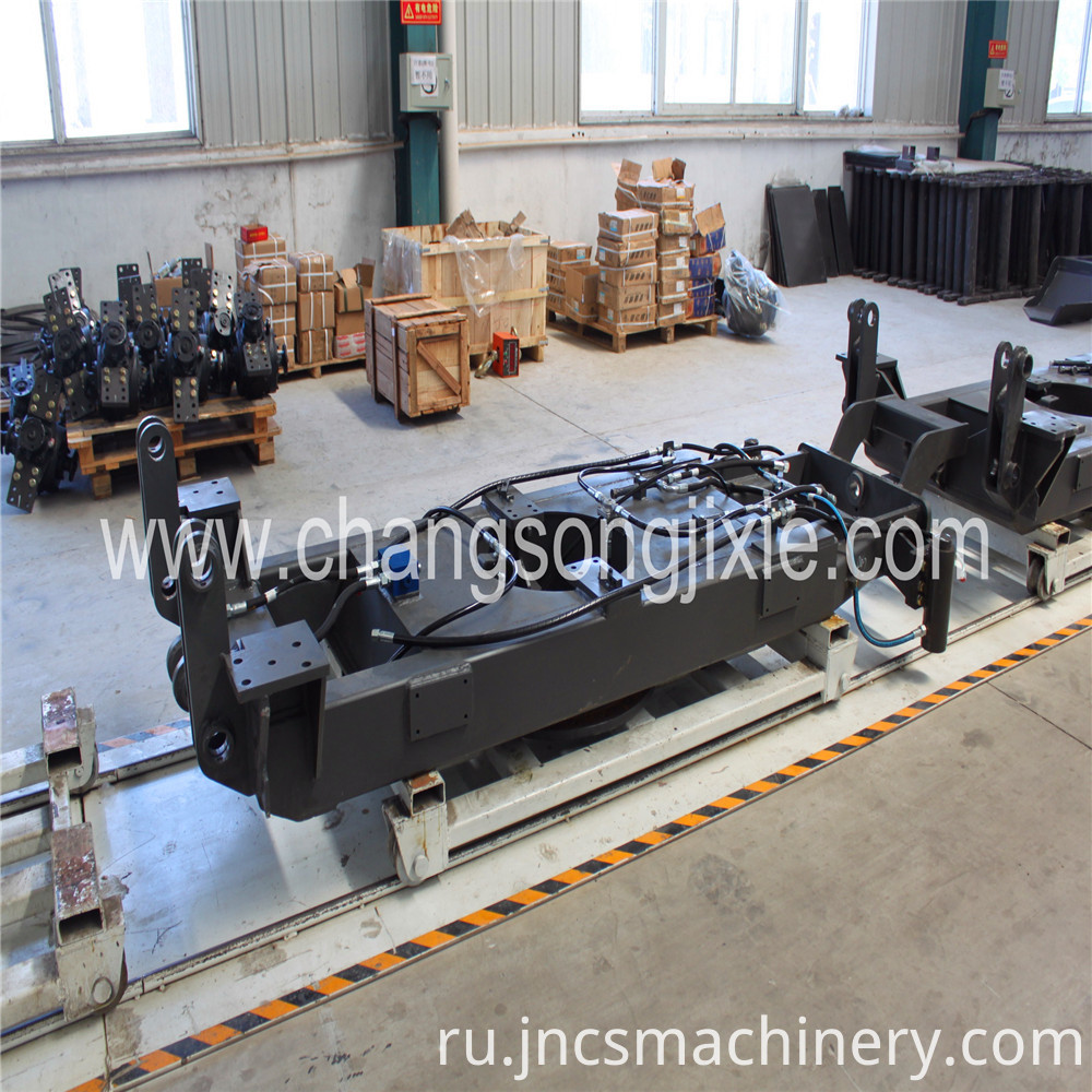 the factory for the mini excavator