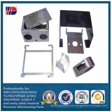 Fabricación de acero de punzonado de metal para piezas de muebles (WKC-209)