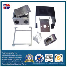Metal Punching Steel Fabrication for Furniture Parts (WKC-209)