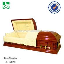 wholesale American style economical casket