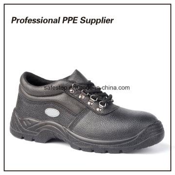 Chaussures de sécurité de construction bon marché d'injection d'unité centrale