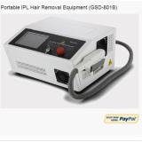 Portable IPL Hair Removal Equipment (GSD-801B)
