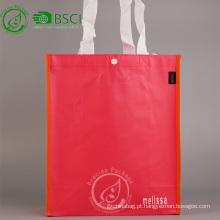 Saco de publicidade não tecido PP personalizado reciclável