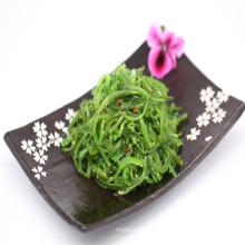 Dalian Factory Supply Japanese flavor frozen hiyashi wakame salad
