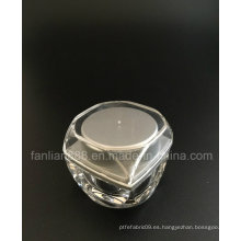 Tarros de crema 5g para el bolso de la muestra / el empaquetado cosmético