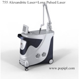 755 Alex Laser and 1064 long pulsed laser hair removal Machine from POPIPL