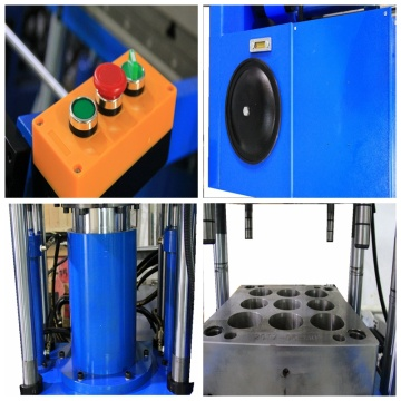 Silicone Wristband Pressing Equipment
