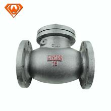 Válvula de retenção de aço ANSI B16.5Carbon Swing