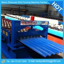 Máquina de fabricação de azulejos, máquina de perfuração de telhadura, máquina de fabricação de telhas de alumínio