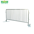 Galvanized Crowd Control Pedestrian Barriers Fence