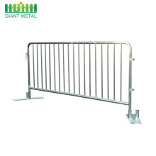 Customized Road Traffic Event Steel Crowd Control Barrier