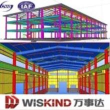 Neuer populärer Wärmedämmungs-Stahlstruktur-Hangar