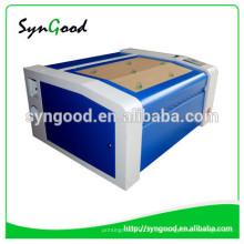 Escritorio Syngood madera acrílico grabado láser y máquina de corte SG4040