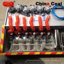 Rescatador de aire comprimido de minería 0.1-0.5 MPa