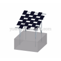Moderate Price Ground Screw Solar 50KW PV Mounting System