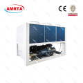 Plastic Extrusion at Injection Mold Cooling Chiller