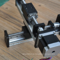 Großverkauf der Fabrik kundenspezifischen Längen cnc-Gebrauch motorisierte lineare lineare xy Stufentabelle der Kugelumlaufspindel