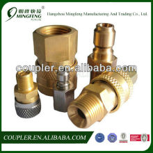 Cheap Professional High Quality male thread high quality brass push in fittings