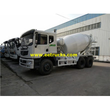 10m3 6x4 Concrete Mixer Drum Trucks