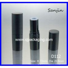Пробка для губной помады Цилиндрическая губная помада упаковка косметика косметика упаковка матовая черная губная помада