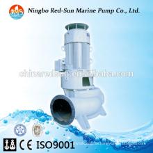 Bomba de agua de mar marina vertical
